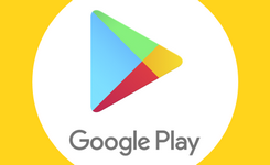 Logo van Google Play (Android)