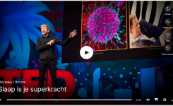 Ted talk - Slaap is je superkracht