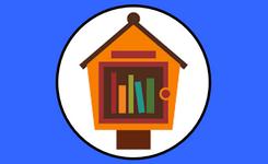 Zomerbib Boekenruilkastjes